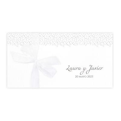 Invitación boda Jackie