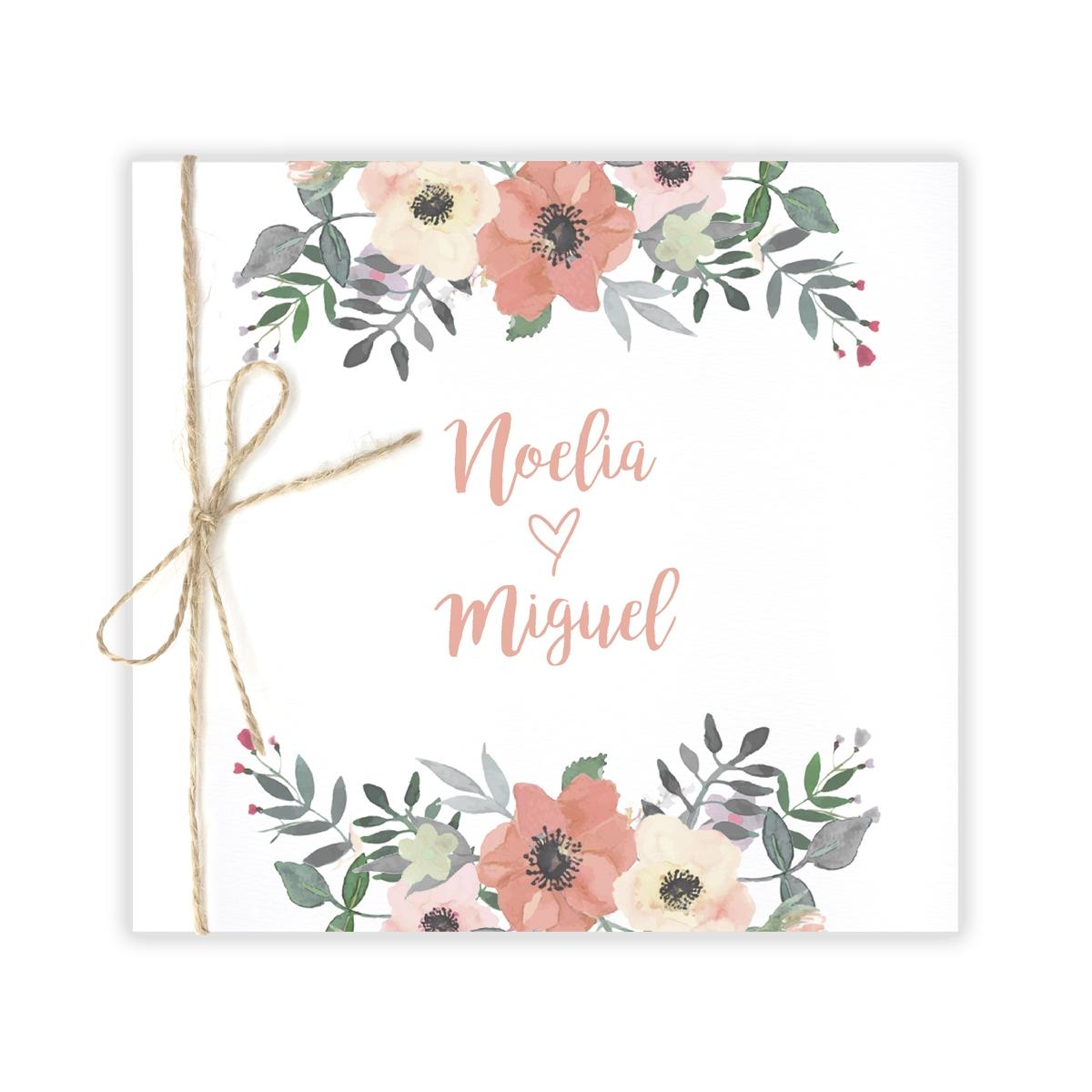 Invitación boda Liza