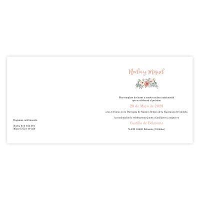 Invitación Liza