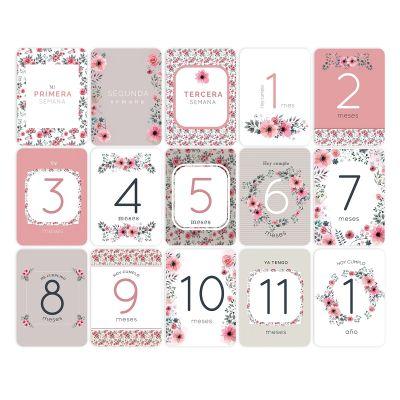 Milestones Pink