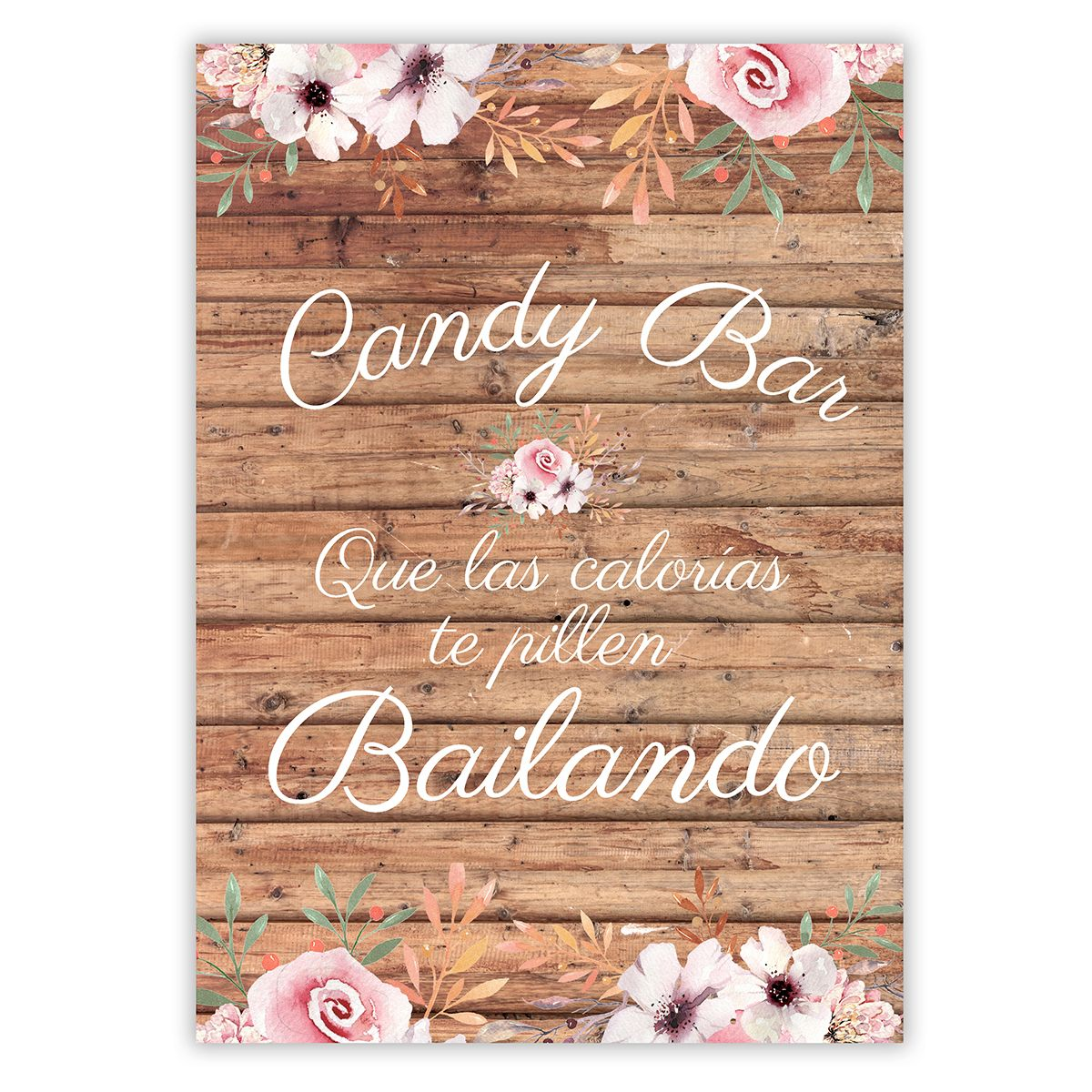 Cartel Candy Bar Winona A3