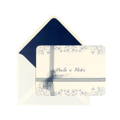 Invitación boda Anne