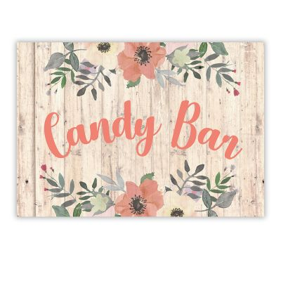 Cartel Candy Bar Liza A4