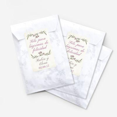Lagrimas de felicidad boda Blooms Write