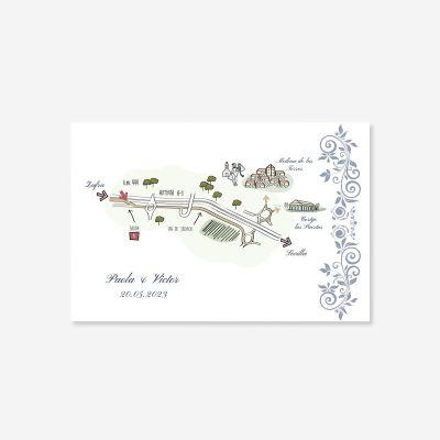 Mapa Anne