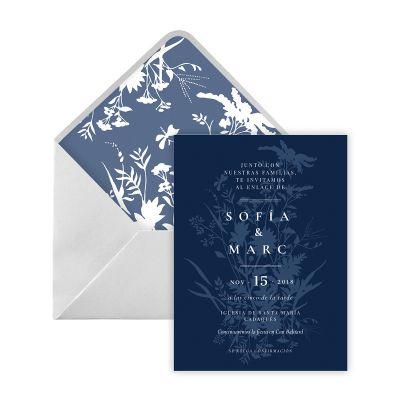 Invitación boda Kama Digital