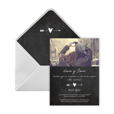 Invitación boda Neb Digital