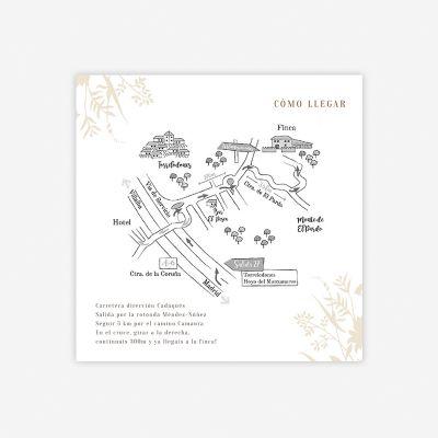 Mapa Carmen Premium