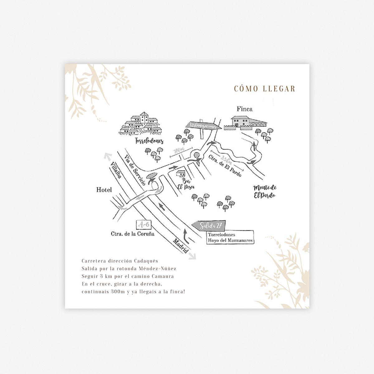 Mapa Carmen