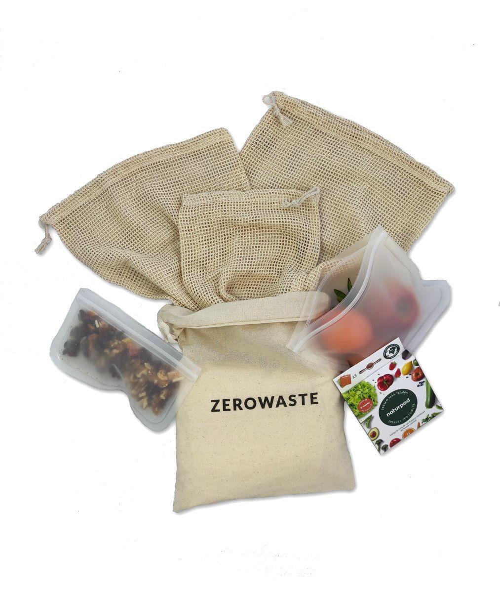 Kit para conservar Alimentos