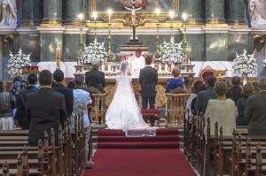 Ceremonia de boda iglesia