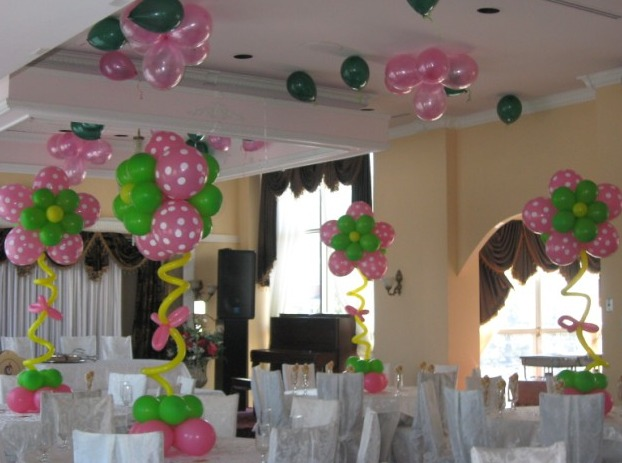 Ideas de decoraciones para fiestas geniales comotinta for Decoracion de eventos