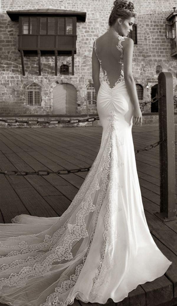 vestidos de boda - comotinta