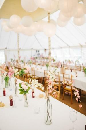banquete minimalista