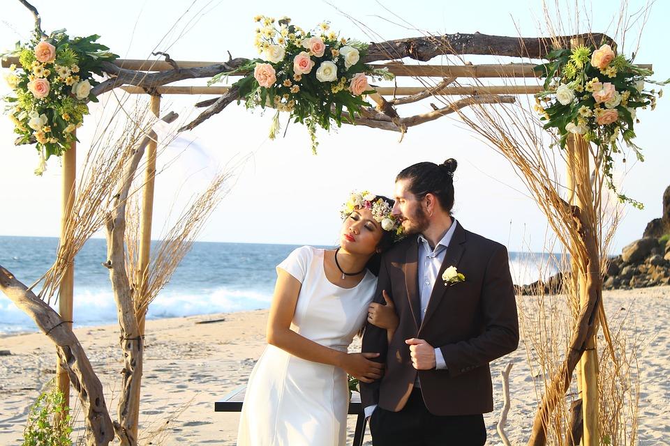 boda con caracter