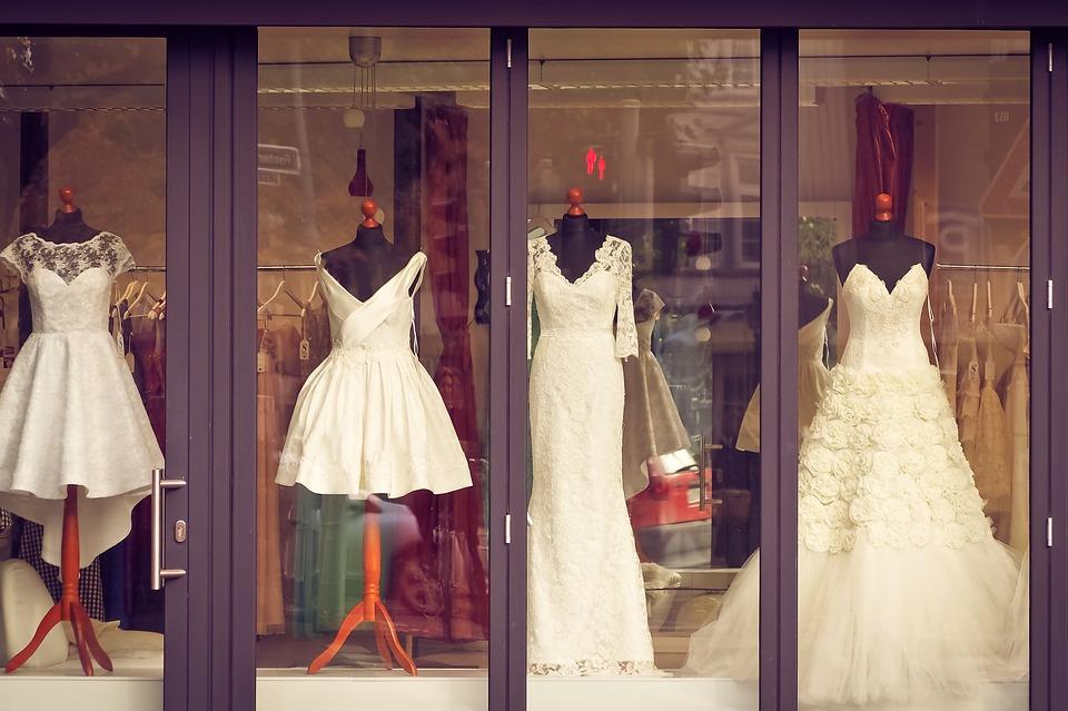 alquiler vestidos novia