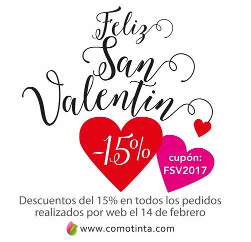 Este San Valentín… reenamórate con Comotinta