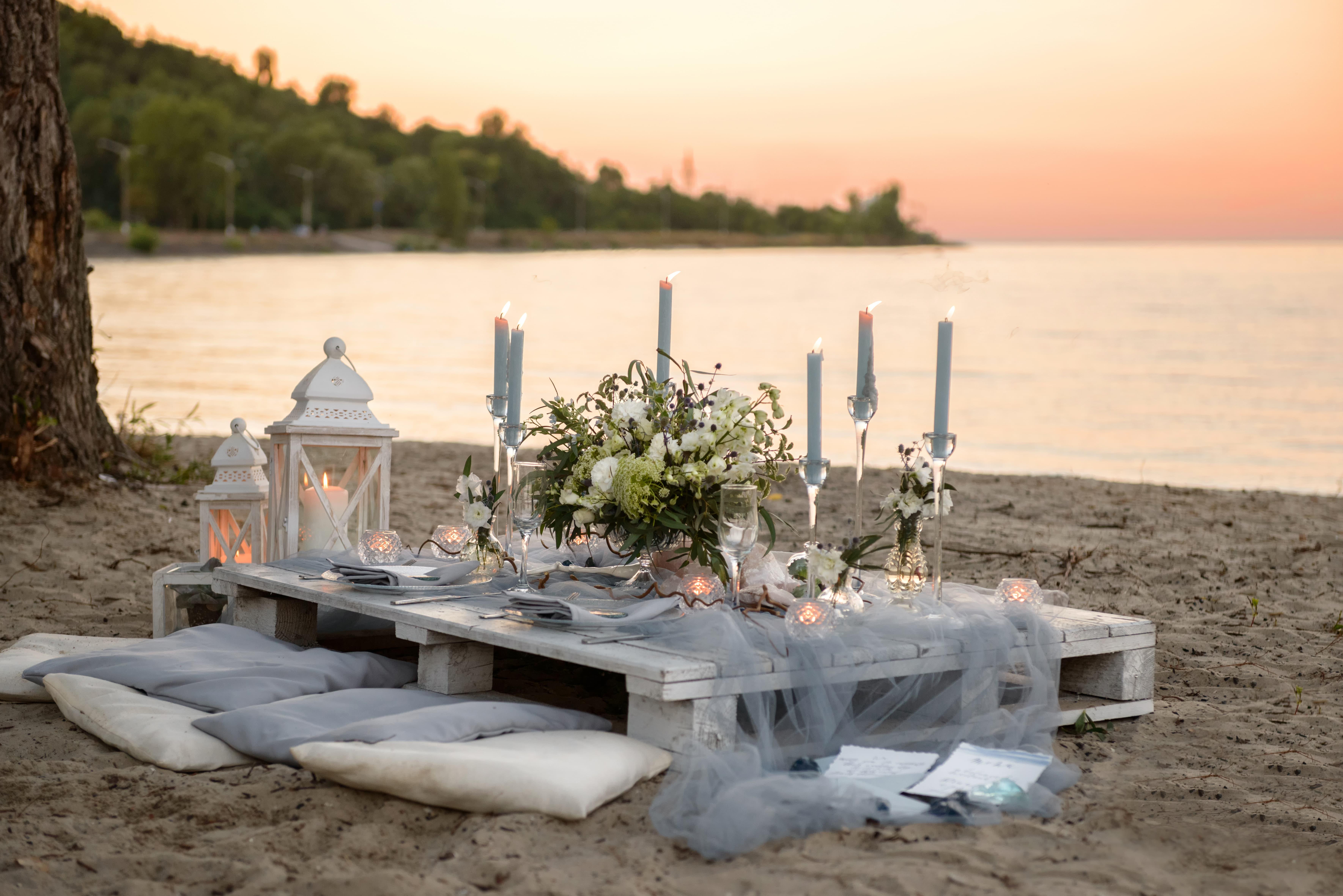 Cómo preparar una boda ibicenca