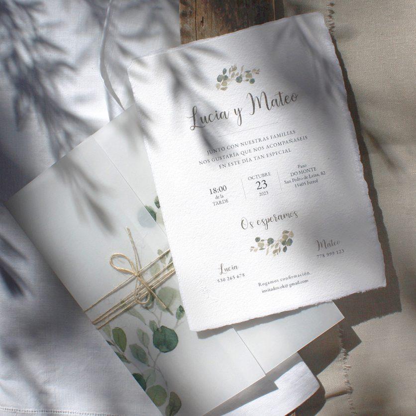 Consejos para que tus invitaciones de boda lleguen a tiempo