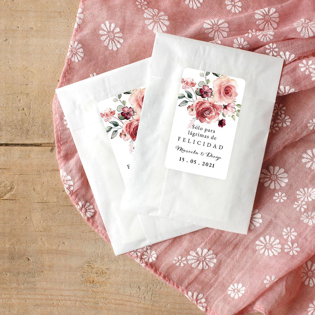 Lágrimas de felicidad DIY: crea tu propio kit de pañuelos
