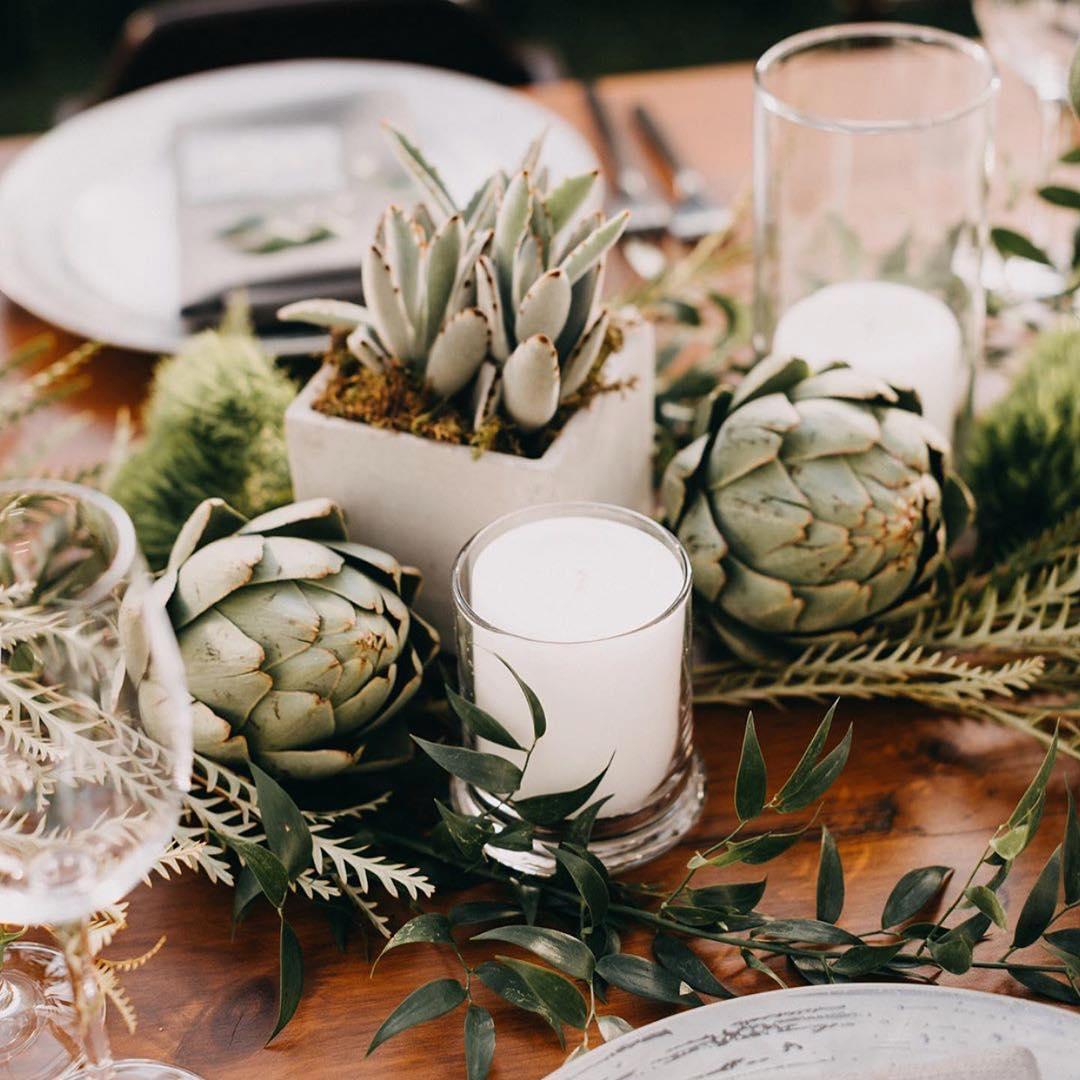 Minuta de bodas, ¡luce tu menú como te mereces!