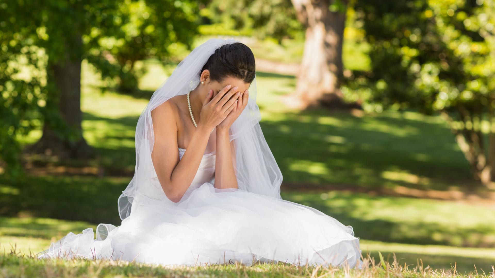 5 Errores que no debes cometer el día de tu boda