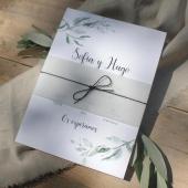 Porque la nueva tendencia en bodas es lo N-A-T-U-R-A-L. La invitación de boda TIERRA destaca por sus tonos verdes y su esencia minimalista, sin artificios ni extravagancias.Haz clic en el enlace del perfil ☝#comotinta #boda #bodasoriginales #bodas2021 #bridetobe2021 #bodasbonitas #bodas #wedding #invitacionboda #invitacionesdeboda #bride
