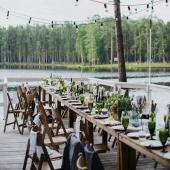 🌿 La tendencia estrella de este año son las ¡¡bodas al aire libre!! y nos encanta. En la playa, al lado de un precioso lago, en la montaña... Y en un sinfín de lugares idílicos ⭐ . Link in BIO . #comotinta #boda #bodasoriginales #bodas2021 #bridetobe2021 #bodas #wedding #bodarural #bodasenlamontaña